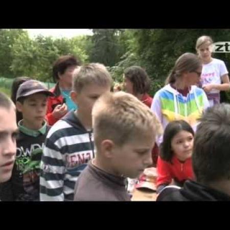 Fonyódi gyerekek ismerkedhettek a természet szépségeivel Botfán